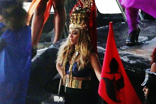 Beyonce Teases 'Run the World (Girls)' for the Third Time