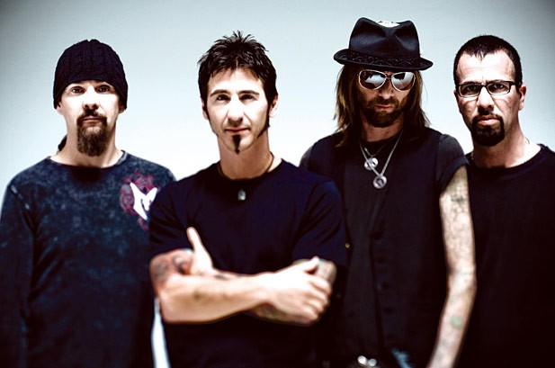 Godsmack Grabs Third No. 1 Album; Eminem Wows Digitally
