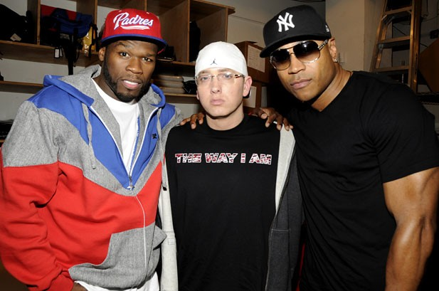 Eminem: Stadium Shows with Jay-Z 'Won't Be a Competition'
