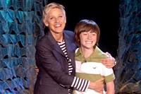 Ellen DeGeneres Signs Greyson Chance to New Label