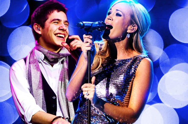 "Poll: David Archuleta Voted Best ""American Idol"" Ever"