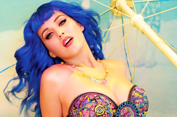 Katy Perry Speeds To No. 1 On Hot 100