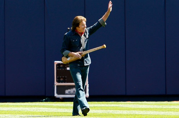John Fogerty's 'Centerfield' Headed To Baseball Hall of Fame