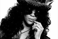 Rihanna Channels Slash, Recruits Travis Barker for 'Rockstar 101'