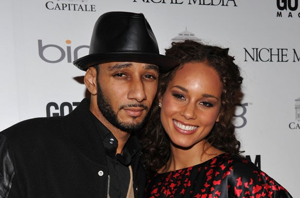 Congratulations Alicia Keys, Swizz Beatz On Baby Boy!