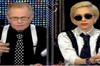 Lady Gaga Talks Michael Jackson, Lupus Diagnosis with Larry King
