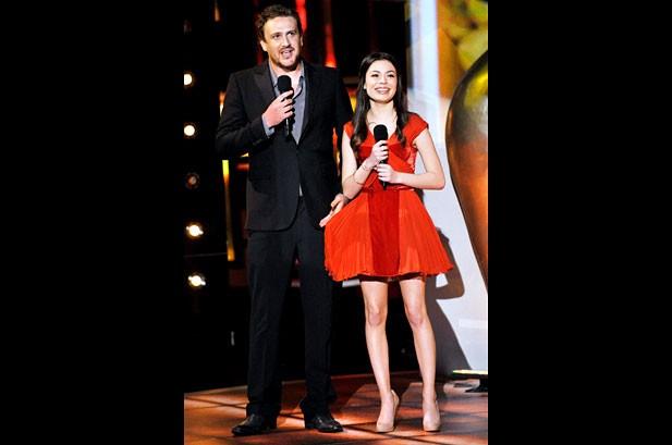 'Twilight,' Katy Perry and Christina Aguilera Shine at MTV Movie Awards