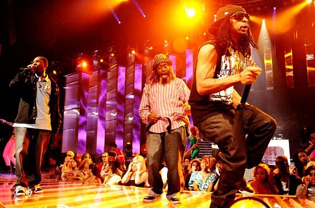 Artists Talk 'Dirty South' At Hip-Hop Honors