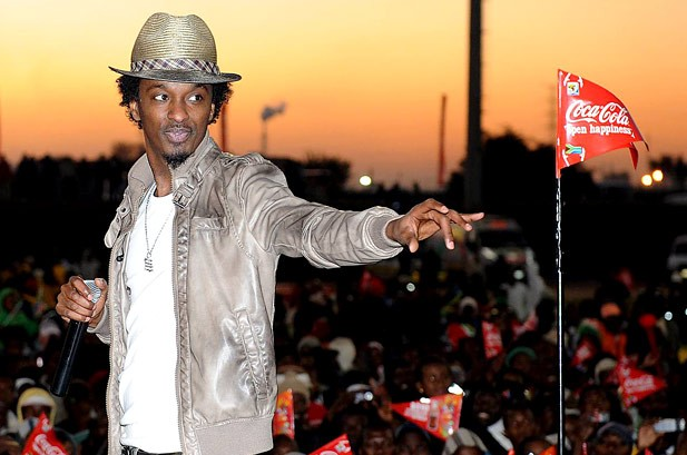 Track Review: K'NAAN, 'Is Anybody Out There'