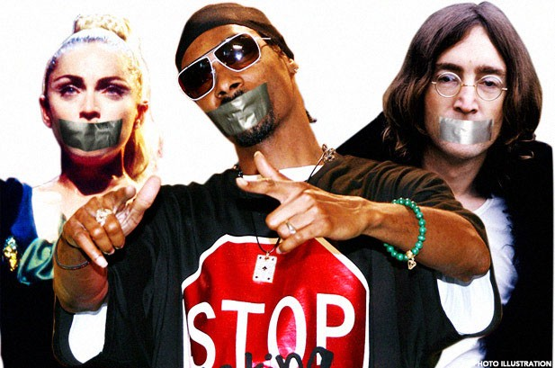 Banned Music: 21 Artists Censors Tried To Silence