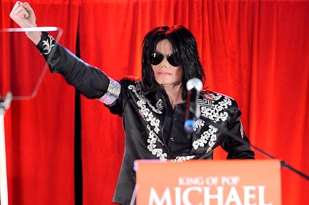 Michael Jackson: His Life In Photos