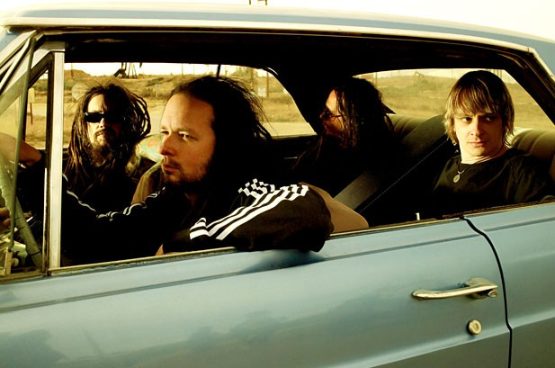 Making 'Korn III' Album Was 'Sheer Torture,' Says Jonathan Davis