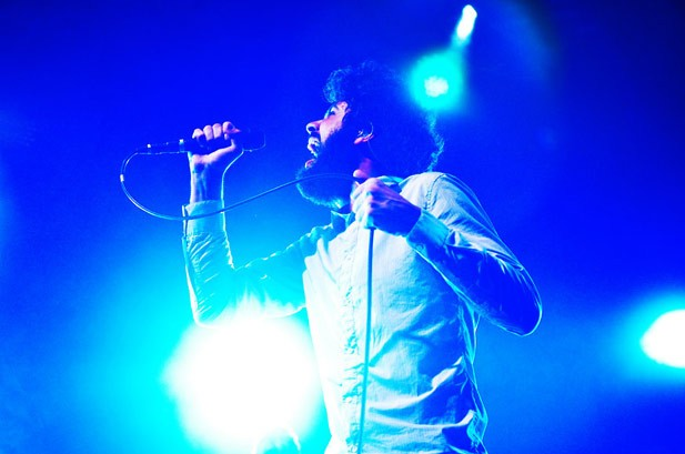 Photos: Passion Pit In Brooklyn
