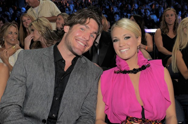 Carrie Underwood Marries Hockey Beau Mike Fisher in Southern Ceremony