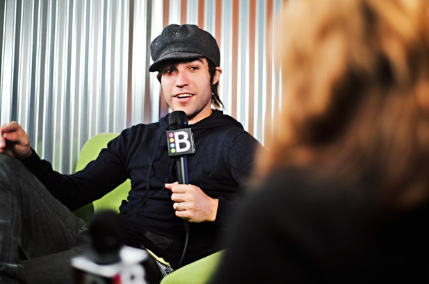 Pete Wentz Live Q&A Archive Video