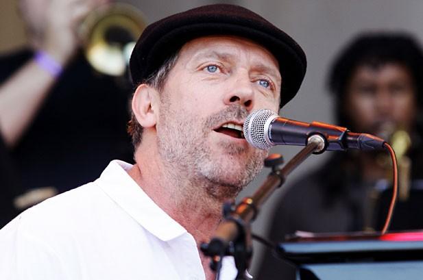'House' Star Hugh Laurie Recording Blues Album
