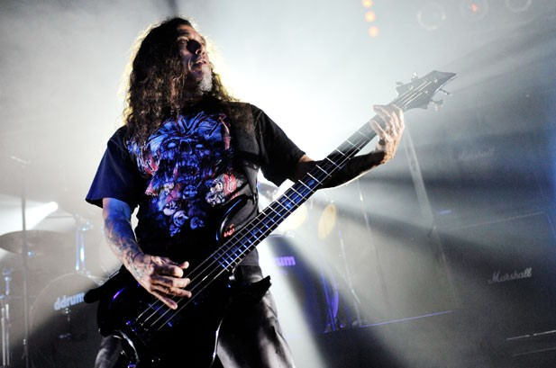 Slayer Ready for More Carnage with Megadeth