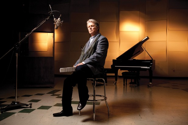 Brian Wilson Reaches Back For 'Gershwin' Project