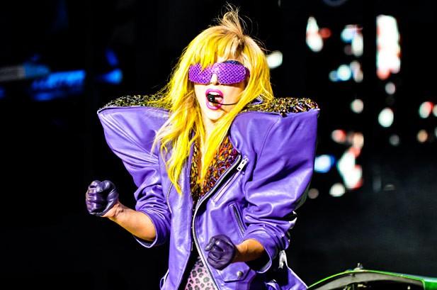 Lady Gaga Tops MTV European Music Awards