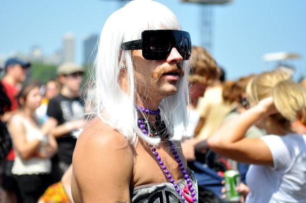 14 Things Seen & Overheard At Lollapalooza Friday
