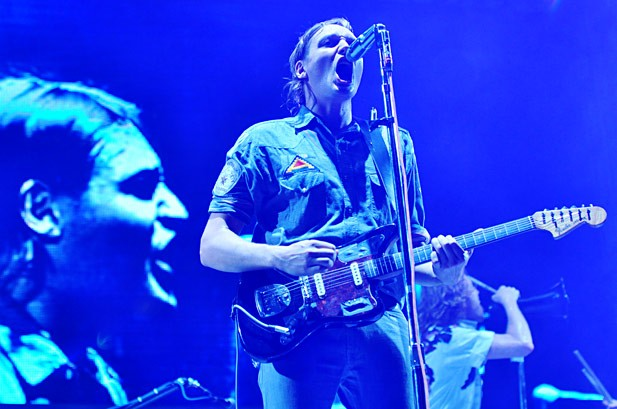 Arcade Fire and Taylor Swift Sweep in with New No. 1s