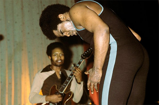 Phelps 'Catfish' Collins, Funkadelic Guitarist, Dies at 66