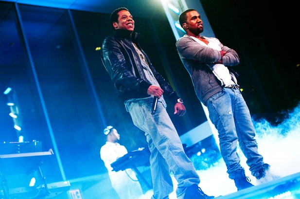 Kanye West and Jay-Z Kick off 'Watch the Throne' Tour in ATL: Watch