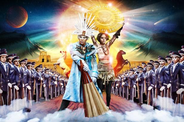 Empire of the Sun Builds Buzz From Out Of Nowhere