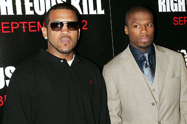 G-Unit Records Inks With EMI