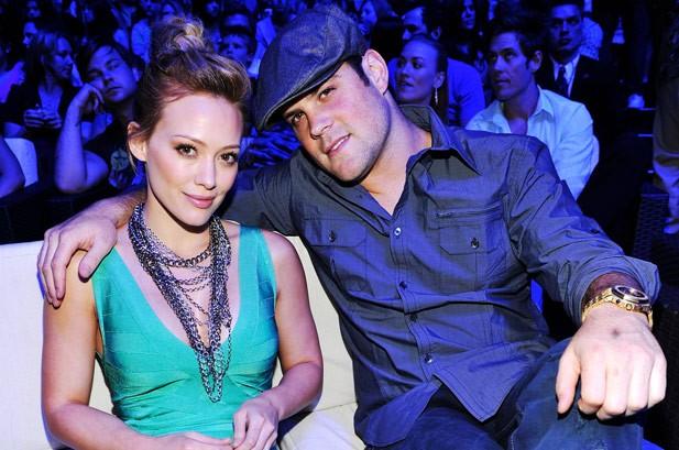 Hilary Duff Marries Boyfriend Mike Comrie