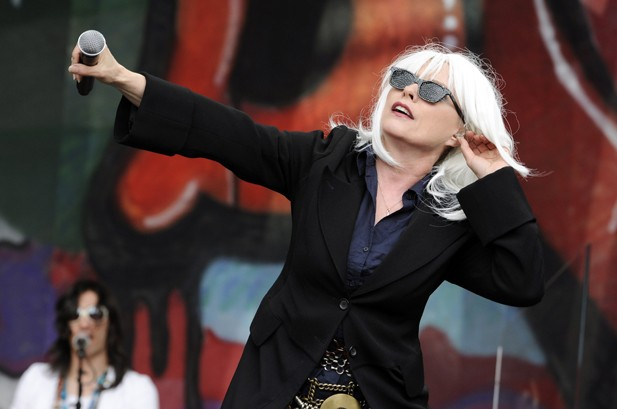 Blondie to Spread 'Panic' with First Album in 7 Years