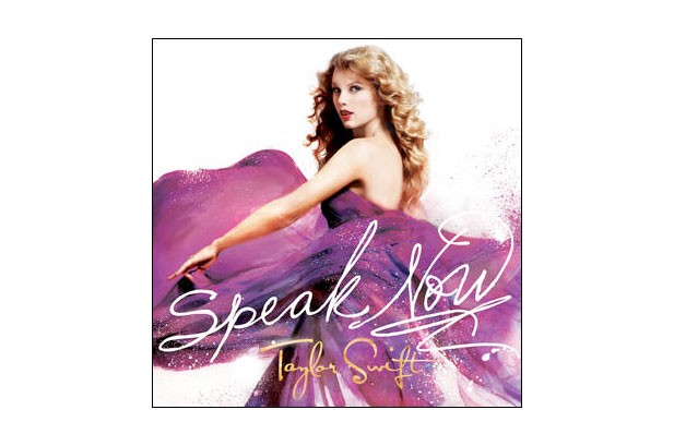 Taylor Swift Reveals 'Speak Now' Track List