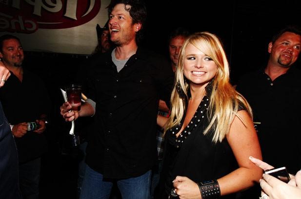 Miranda Lambert, Blake Shelton Married in Texas Ceremony