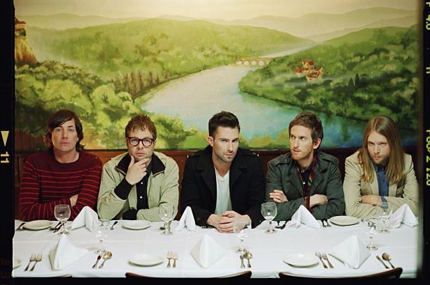 Maroon 5 'Would Have Liked' More Success with 'Hands All Over'