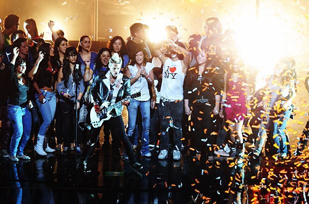 POTW: Chris Brown, Drake, Ke$ha, George Michael, Britney