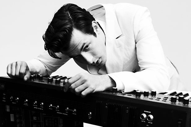 Mark Ronson Shows Off His 'Record Collection' on New Album