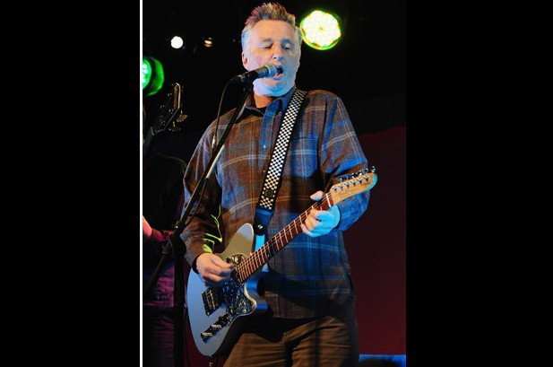 Billy Bragg Teams with Rosanne Cash, Joe Henry for New Album