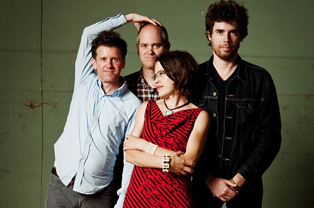 Superchunk Ends Nine-Year Break with 'Majesty Shredding'