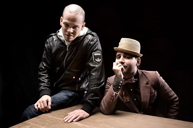 Calle 13 Promotes New Album with Nudity and Crazy Beats