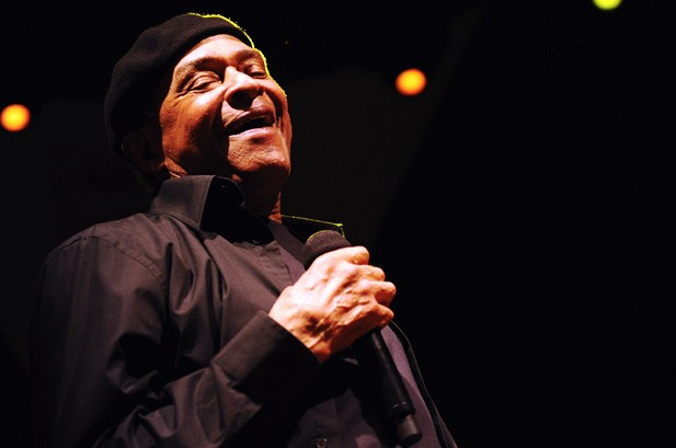Al Jarreau Laughs Off Health Scare: 'I'm Doing Great'