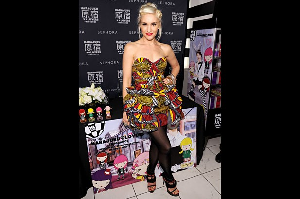Fashion's Night Out: Pharrell, Kanye, Gwen Stefani, Draw Fans to NYC