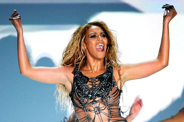 Beyonce's BBMA Performance: 'I Never Worked So Hard in My Life'