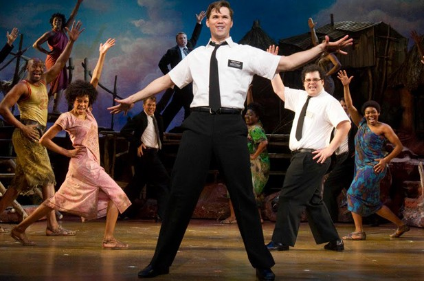 'Book of Mormon' Wins Best Musical Tony; Bono, The Edge Make Appearance