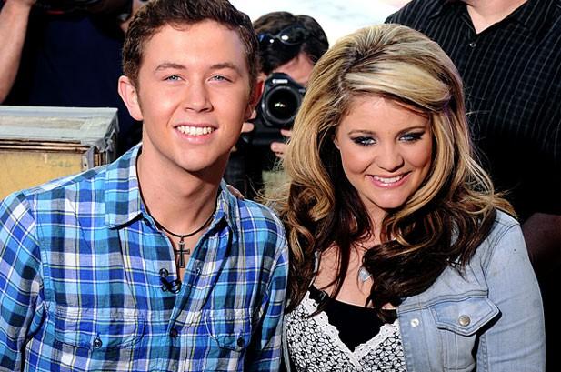 'Idol' Finalists Scotty McCreery, Lauren Alaina Announce Debut Albums