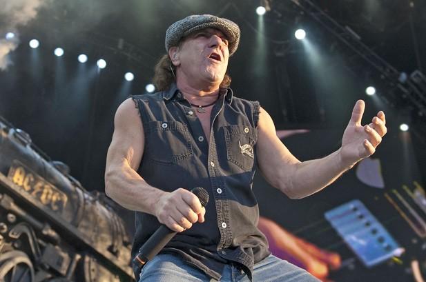 AC/DC's Brian Johnson Goes 'Full-Throttle' in New Memoir, Avoids 'Rotten' Autobiographies