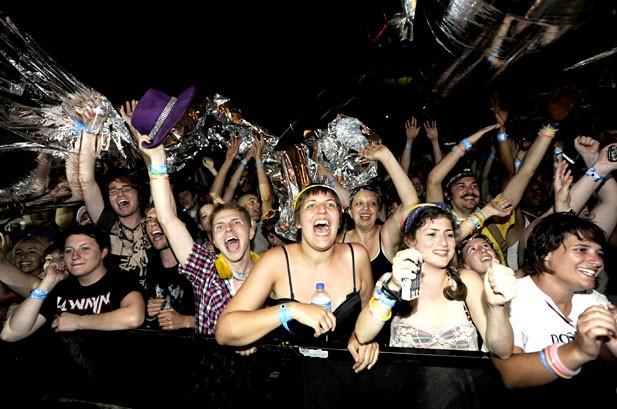 Bonnaroo 2011: 10 Things Seen & Heard Saturday