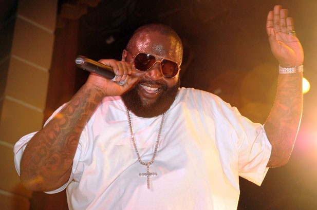 Rick Ross Debuts Two New Songs, Talks Nicki Minaj Feature and Album Release Date