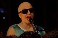 Video: Lady Gaga Sports Bald Head on 'Paul O'Grady Show'