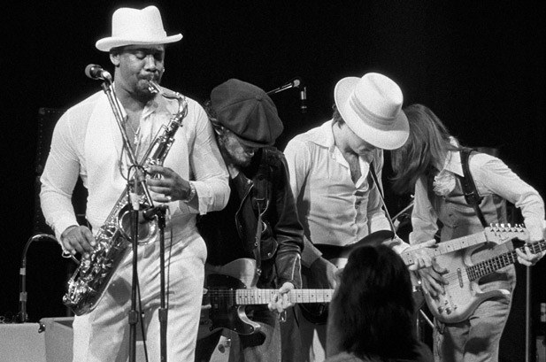 Clarence Clemons, 'Big Man' of Bruce Springsteen's E Street Band, Dead at 69