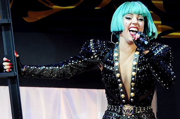 Lady Gaga Ranks As Top Entertainer on Forbes' Powerful Women List